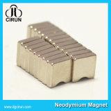 Magneti della terra rara del neodimio del blocco N52 per i motori