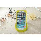 iPhone 4/5/6g를 위한 형식 3D Silicon Bumper Silicon Cover/Case