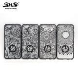 Shs 360 도 반지 디자인 섹시한 레이스 셀룰라 전화 상자