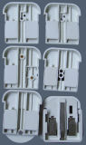 Mondo Travel Adaptor con ABS Material
