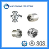 Ss304/316L Material Stainless Steel Clamped Sanitary Check Valve