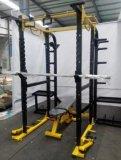 Aparatos de gimnasia Comercial medio rack para Hot-venta