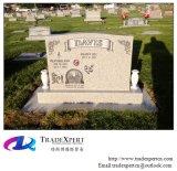 Kruisen de Rechte Grafstenen van de Stijl van het boek, Recht Monument