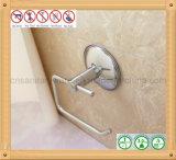 Percha de la barra del tejido del sostenedor de papel higiénico del cuarto de baño del acero inoxidable
