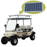 Vehículo utilitario con errores de Seater de la venta al por mayor 4 con la cesta