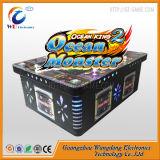 Máquina de jogo da pesca do monstro do rei 2 oceano do oceano com autómato e impressora de Bill