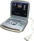 Ultra-som veterinário Ew-C15V diagnóstico do diodo emissor de luz Minitor de 15 polegadas com ponta de prova convexa, ponta de prova linear e ponta de prova Rectal para animais