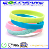 Promotion GiftのためのOEM Multicolor Silicone Bracelet