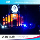 P6 SMD3528 farbenreiches Innenbildschirm-Panel der miete-LED für Stadiums-Anwendung