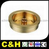 カスタム真鍮の鋼鉄アルミニウムプラスチックCNCの精密機械化の製粉の回転