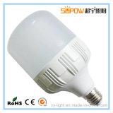 Ampola do diodo emissor de luz de SMD 2835 Plastic+Aluminum 5W 10W 15W 20W 30W 40W com Ce RoHS