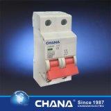 disjoncteur de miniature d'air à C.A. MCB de 4p 4.5ka 63A