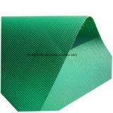Le PVC a enduit la bâche de protection la meilleure couverture Tb071 de pile de paddy de bâche de protection