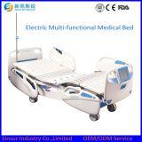 Besting, das elektrisches Fünf-Funktion Krankenhaus-Bett mit dem Wiegen des Systems verkauft