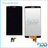 Отремонтируйте экран LCD касания замены цифрователя агрегата сотового телефона TFT для LG G3 миниого