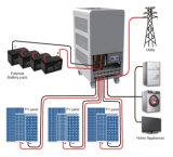 Zonne Grid van Grid op Grid Solar Inverter 9000watt Hybrid 48VDC Inverter