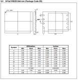 Integrierte Schaltung Mehrfachkopplers des USB-2.0/des Demultiplexer-Schalters IS Ts3USB221drc