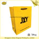 Bolsas de papel de empaquetado del regalo de la impresión de Cmyk (JHXY-PBG0002)