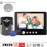 '' видео- внутренная связь дверного звонока домашней обеспеченностью телефона двери 7 видео-