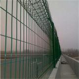 Il PVC del rifornimento della fabbrica ha ricoperto la rete fissa saldata obbligazione