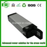 Paquete de la batería de litio de la E-Bici de los pescados de plata LiFePO4, batería del LG 18650