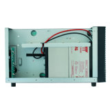 Ce/ISO 사인 파동 붙박이 건전지 단일 위상 UPS 110VAC/220VAC 3kVA/2400W