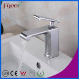 Faucet de bronze novo da bacia da cachoeira do banheiro do misturador da torneira de Fyeer 2016