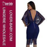 Повелительница Обход Одевать повязки Bodycon женщины (L36094-1)