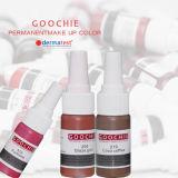 Het vloeibare Kosmetische Pigment van Goochie van het Pigment van de Make-up van de Wenkbrauw van de Inkt