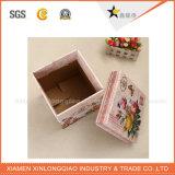 Kundenspezifischer Drucken-umweltfreundlicher heißer Verkaufs-Papierfertigkeit-Kasten