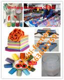 Carpeta sintetizada para el Het de la materia textil