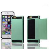 Сползите крышку случая мобильного телефона для раковины кожи крышки случая телефона iPhone7