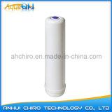 Filtro em caixa Inline de água do borne de GAC para o purificador da água