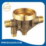 ODM de bronze forjado de aquecimento do OEM da carcaça da bomba de água da circulação disponível