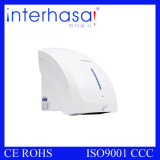 Mini New Style Small Smart 1800W Hotel Cold et Hot Sensor Automatic Hand Dryer