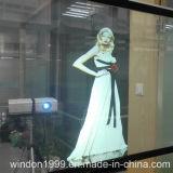 Holograma proyector holográfico posterior Película de la proyección