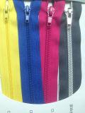 Zipper de bronze da alta qualidade retro do estilo para o vestuário