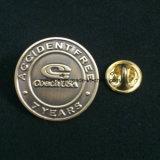 Подгонянный значок автомобиля металла сувенира обслуживания OEM дешевый, создателя значка, напечатанный значок