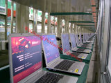Laptop-Fließband