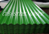 Лист крыши Corrugated листа крыши металла волнистый стальной