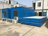 Newst 색깔 최신 판매를 위한 강철 이동할 수 있는 Prefabricated 또는 조립식 집