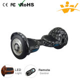 Neues Design 10inch Balance Electric Scooter LED Light Bluetooth E-Scooter