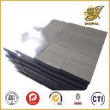 Strato di plastica duro poco costoso del PVC, strato trasparente della plastica del PVC
