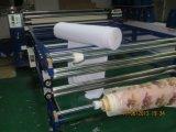 Машина давления жары ролика календара для печатной машины сублимации краски тканья ткани