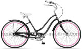 Bicyclette de croiseur de plage/Madame Beach Cruiser Bicycle/bicyclette adultes de croiseur plage de fille