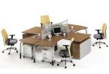 Partición barata del grupo de trabajo del personal de oficina del panel de los muebles de oficinas (SZ-WST646)