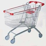 Châssis européenne Supermarché fil commercial Main panier Trolley