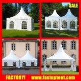 Impermeável, UV resistir fácil instalam a barraca do dossel do Gazebo para a recepção do evento do casamento