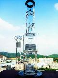 Dreifaches AbdeckungHb-K14 birdcage-Dusche Percolater Wasser-Glas-Rohr