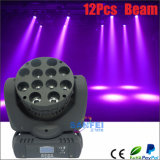 Discoteca DJ LED Moving Head 12PCS Beam Light